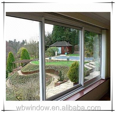 sliding window with 4 panels
