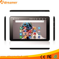 Adreamer 10.1 inch Quad core dual-camera 1280*800px IPS screen 3G Phone call tablet pc