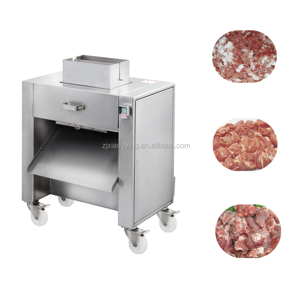 HYTW-02 Food processing machine, poultry meat cutting machine