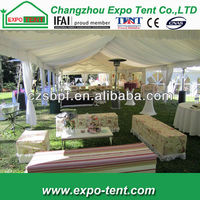 Lawn large outdoor party wedding tent