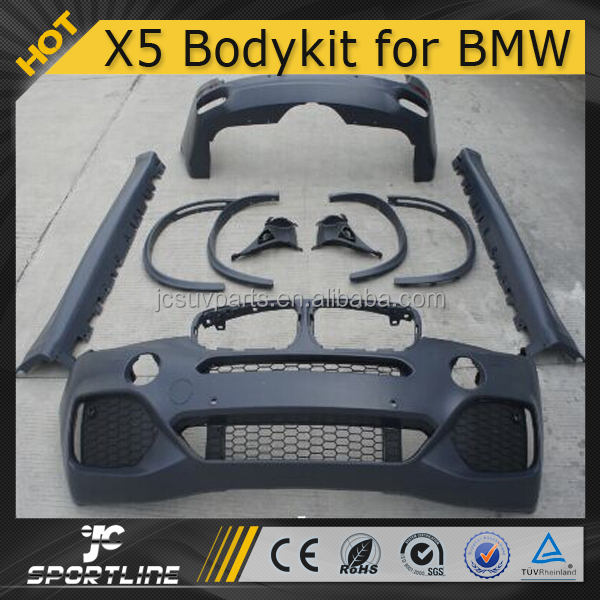M Style PP X5 to X5 Bodykit for BMW X5 F15 2014 UP