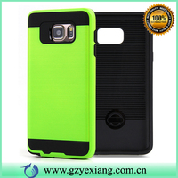 Combo TPU PC 2 Layer Armored Hybrid Cover For Samsung Galaxy Note 4 Case