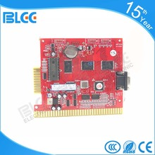 Multi game PCB board RED 7 Casino MultiGame PCB Red Slot 7 in 1 video Game Board poker games for Casino Machine gambling Machine