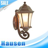 Hausen European Style Vintage Industrial Lamp Outdoor Wall Light