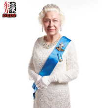 Lifesize Celebrity Leader Wax Sculptures for Queen Elizabeth