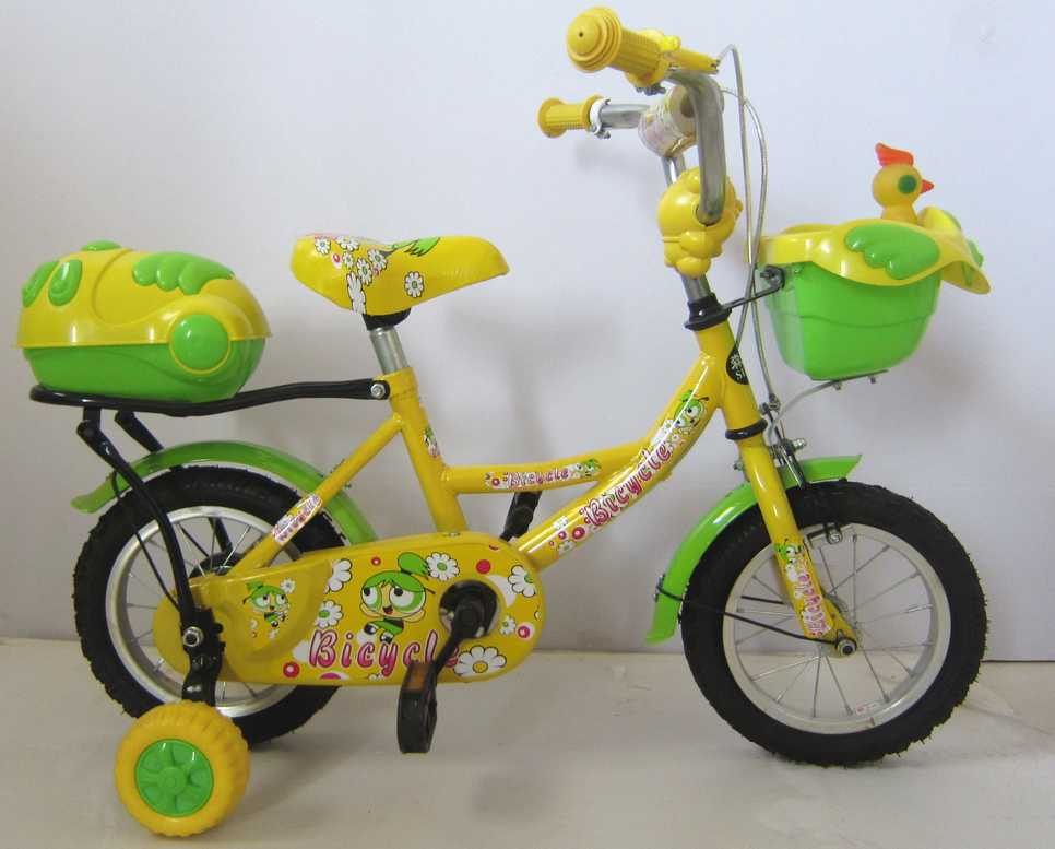 cheap yellow girl child bike kids dirt bicycles
