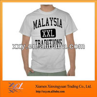 100% Fine Chinese Clothing Cheap XXL Tee Shirt For Men