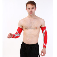 High quality compression arm sleeve with ce