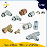 quality guarantee factory supply parker and eaton hydraulic adapters