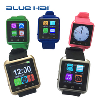 2018 Factory Hot Selling OEM CE ROHS Smart Watch Phone With Anti-loss, Android Smart Watch U8 Mobile Phone
