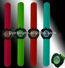 Apple Shaped Fashion Silicone Watch