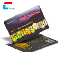 13.56Mhz Customized Pre-printed NFC Card Price NFC Plastic Card