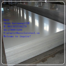 bronze finish stainless steel sheet from china factory