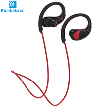 New Super Quality Stereo Waterproof Sport Wireless Bluetooth earphone headphone headset for Mobile RN3