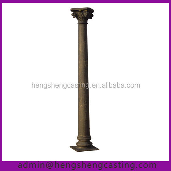 antique decorative roman corinthian columns