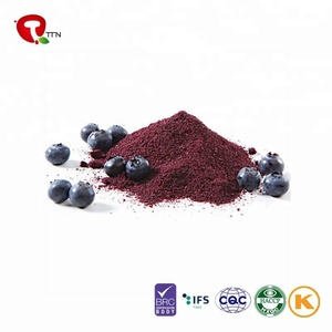 TTN Fruit Juice Powder Freeze Dried Fruit Blueberry Powder