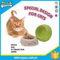 Wholesale Price Newest Model PP Plastic Cat Bowl