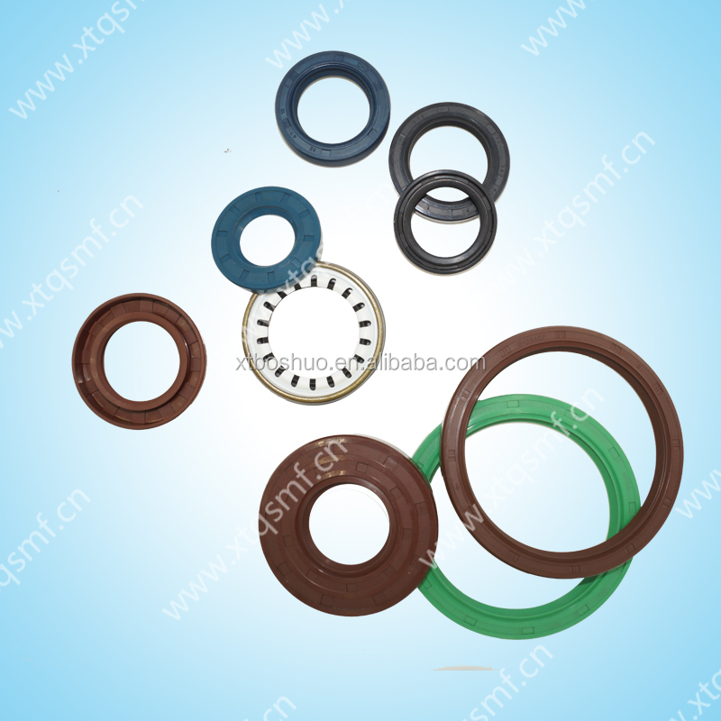 Metric shaft oil seal 30*40*7 double lip TC rubber seal