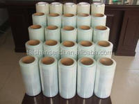 2016 ldpe&pe stretch film plastic film wrapping film