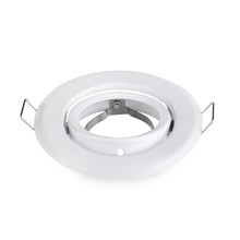 Recessed Ceiling lamp holder GU5.3/ MR16 Led Spot Light Fixtures