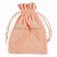Colorful Drawstring Portable Sized Velvet Bags Pouch for iPad 1 2 3 4