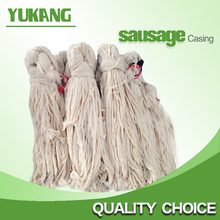 Sell best quality pig intestines sausage casing from baoding yukang factory