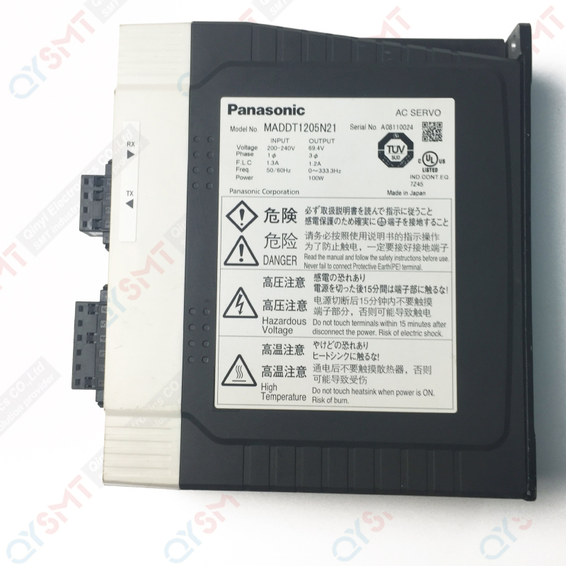 Panasonic AC Servo MADDT1207N21 (6)