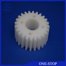 custom chemical stability POM material derlin gear Wholesale engineering pom gears
