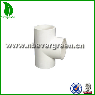 Equal tee PVC conduit pipe fitting with high quality