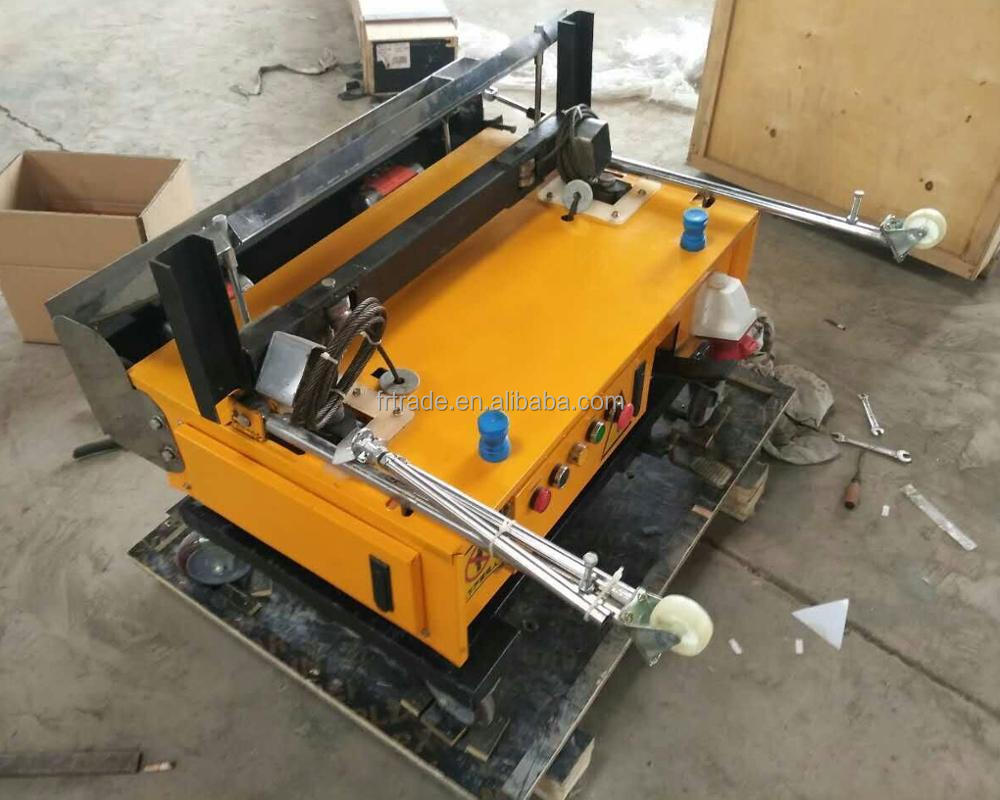 new technology Automatic Wall Plastering Machine