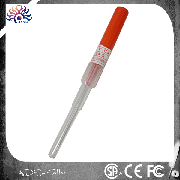 14G,16G,18G,20G,22G Catheter Piercing Needles for body piercing