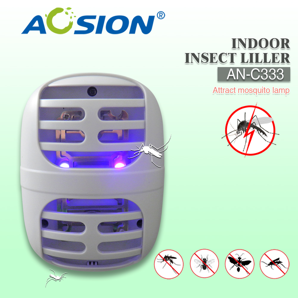 Electronic Pest Killer Best Indoor Plug In Pest Killer for Mosquito & Roaches