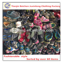 Mixed high quality and reasonable price used shoes