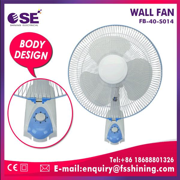 Chinese Foshan wall mounted outdoor fans with high quality