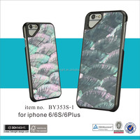 Colorful seashell mobile phone cover design mobile phone back cover