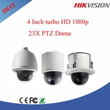 Hikvision 4inch 1080P TVI PTZ Dome Camera indoor use DS-2AE4223T-A3