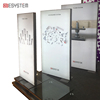 Double Sided Picture Frame Led Slim Light Box