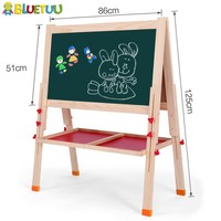 Magic kids mini magnetic drawing board double for gift color painting