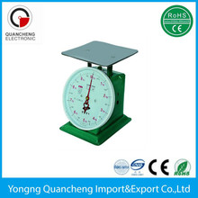 High quality Kitchen dial spring scale mechanical balance weighing apparatus