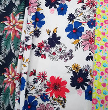 100 cotton fabric wholesale print fabric 100% brushed cotton fabric for fashion women clothes
