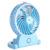 Promotional gifts cartoon cat spray portable mini usb fan for travel,by car,waiting