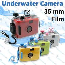Lomo Style 4M Underwater Resistant Waterproof 35mm Film Camera