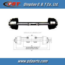trailer axles and parts,axle, truck axle accessories