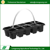 Simple fashion agricultural durable large plastic plant trays
