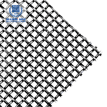 11 mesh epoxy coated security window screen
