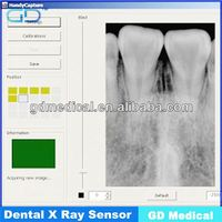 U WILL LOVE UR SMILE rvg dental sensor