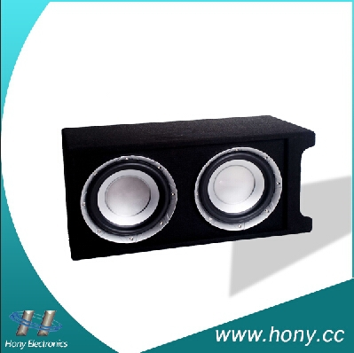 Car Subwoofer Speaker / Car Audio Box/Car Active Subwoofer