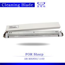 photocopy machine copier accessary transfer cleaning blade for AR mx850 1100