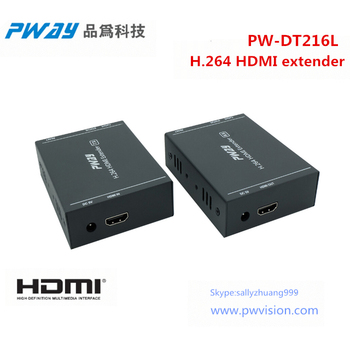 30m 60m 100m 120m 150m 200m 4K POE Video Hdmi Transmitter And receiver By Cat 6e 5e Over IP USB HDMI Kvm Extender