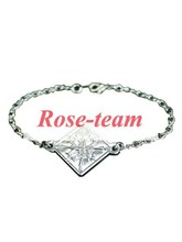 Rose-team Fantasia Anime Cosplay Made Vampire Knight Yuki Cross Bracelet Cosplay Accessories
